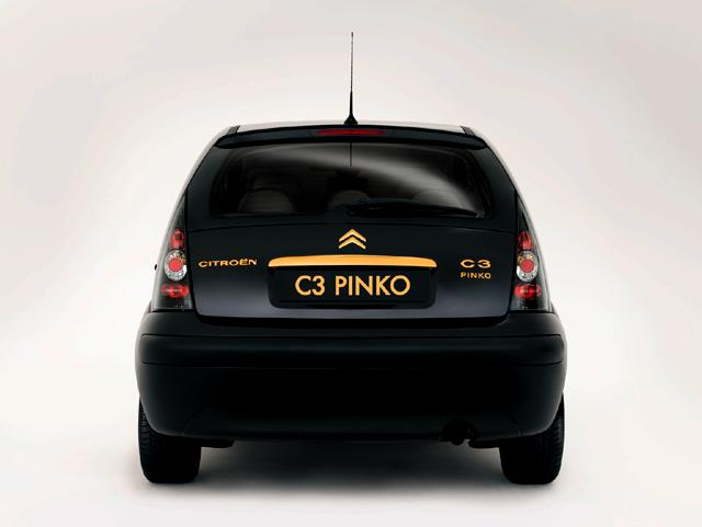 C3 Gold by Pinko 2008 arrière