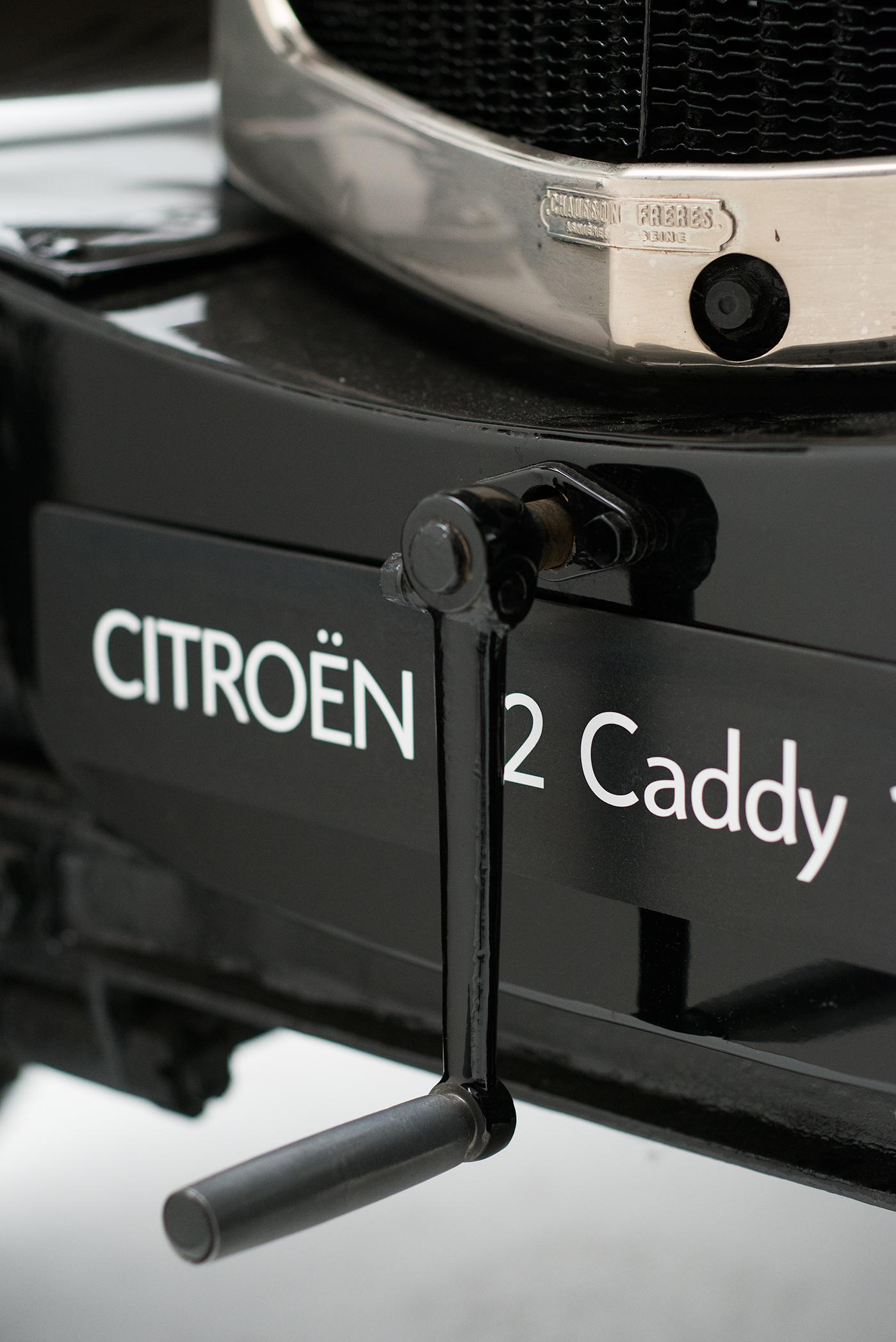 B2 Caddy - Detail