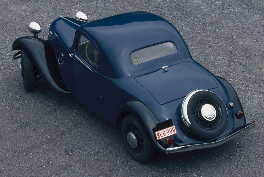 Traction 11B Coupé 1937