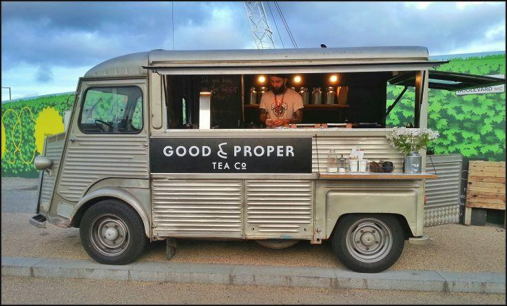 Typ H Foodtruck